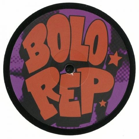"""( BOLOREP 003 ) DJ CREAM / NUDGE / BASSA CLAN / JACKIE - Bolo Represent 003 (12"""") Bolo Represent Italy"""