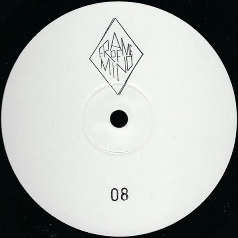 ( FOM 008 ) KUMULUS – Cloud Chaser (Vinyl Reissue, White Label) Frame Of Mind