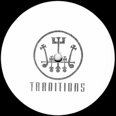 ( TRAD 08 ) KHAN - Libertine Traditions 08 (hand-stamped 2xLP limited to 200 copies) Libertine