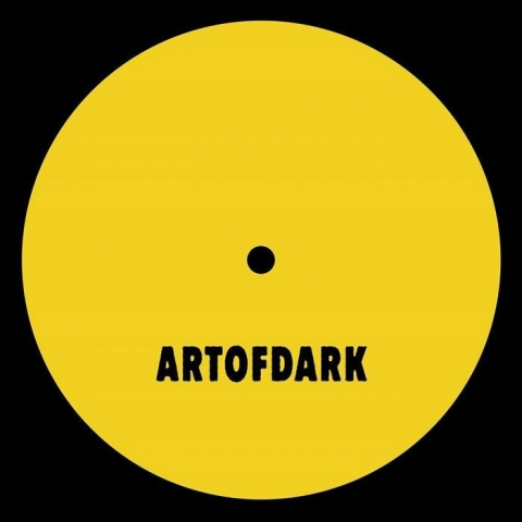 "( AOD 003 ) DAIF / DC EFX - Lucas 96 EP (12"") Art Of Dark"