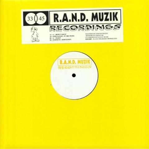 "( RM 12005 ) A2 / STOPOUTS / ANDY PANAYI - RM 12005 (12"") RAND Muzik Germany"