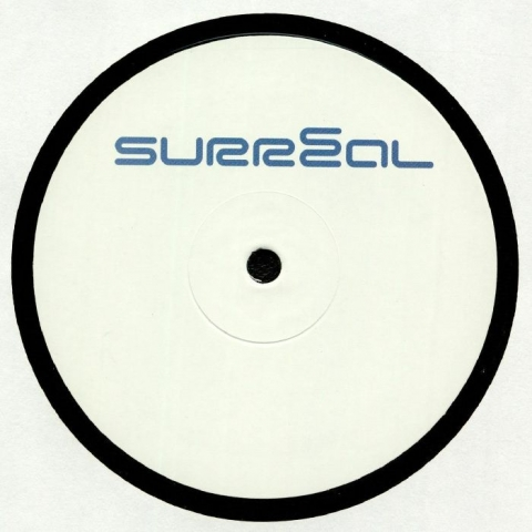 "( SURM 01 ) RON & ROLAND / SPACEBUNNY / STONED COKE & BAILEY'S - SURM O1 (140 gram vinyl 12"")  Surreal"