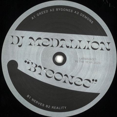 "( LARAMA 001 ) DJ MEDALLION - Bygones (12"") La Rama"