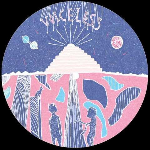 "( VLS 02 ) JOS - Problem child (12"") Voiceless"