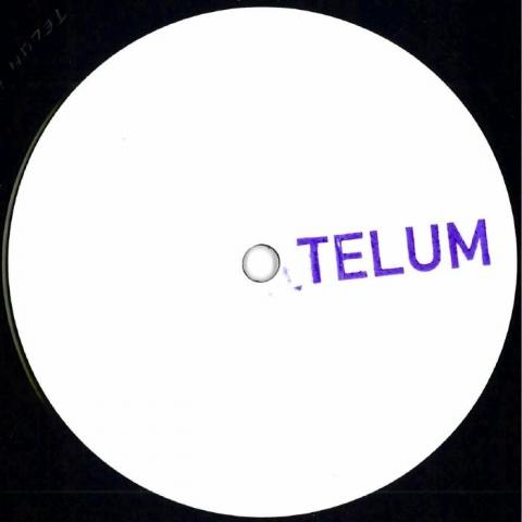 """( TELUM 005 ) TELUM - TELUM 005 (180 gram hand-stamped vinyl 12"""") Telum Germany"""