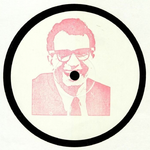 "( EEE 007 ) EEE - EEE 007 (hand-stamped 1-sided heavyweight vinyl 12"") EEE"