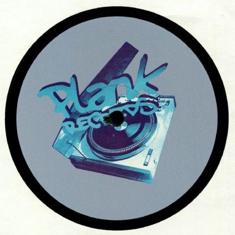 """(  PLANK 025 ) BUSHWACKA! - All Night In Heaven EP (12"""") Plank"""