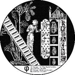 "( PHI 007 ) TZENA & VID VAI - Krmache EP (12"") Phi"
