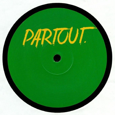 "( PARTOUT 2.01 ) Evan BAGGS - New Language EP (12"") Partout"