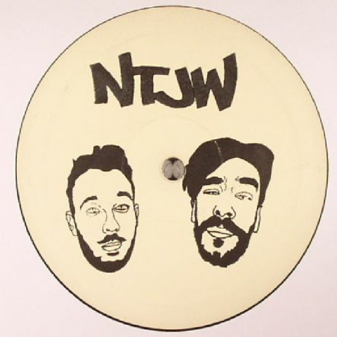 "( NTJW 001 ) Gian MARCO / FRANKIE LAZZ -  Grams EP (hand-stamped 12"") No Tech Just Wax Germany"