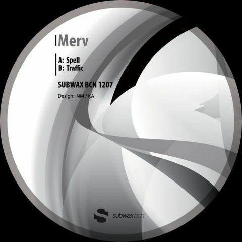 """( SUBWAXBCN 1207 ) MERV - Spell (12"""") Subwax Bcn Spain"""
