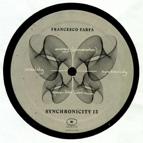 "( MEMENTO 038 )  Francesco FARFA - Synchronicity 13 (12"") Memento"