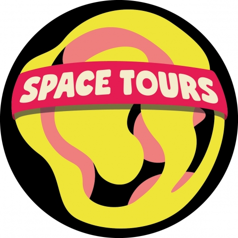 """( SPACETOURS 003 ) MITCH WELLINGS- Space Tour ( 12"""" vinyl ) Space Tours UK"""