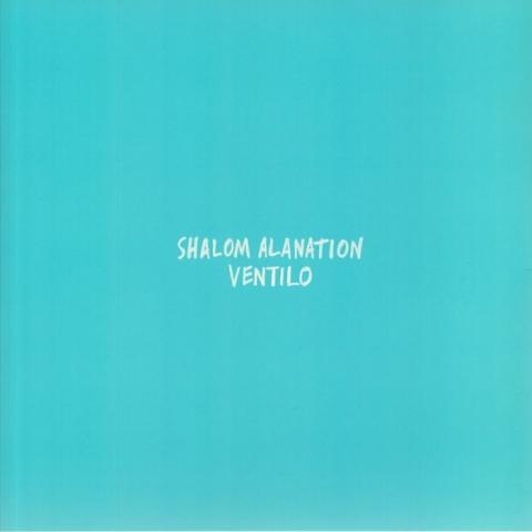 "( LAD 045EP2 ) REDRAGO - Shalom Alanation (splattered vinyl 12"") Life & Death Italy"