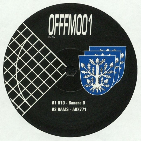 ( OFFFM 001 )  VARIOUS - OFFFM #1 (heavyweight vinyl 2xLP repress) OFFFM Germany