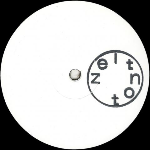 ( ZEIT 001 ) Binary Digit – EP 1 (12″) Zeitnot