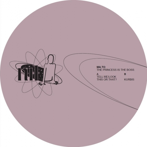 "( NIL 006 ) MA TO - The Princess Is The Boss (12"") Nil US"