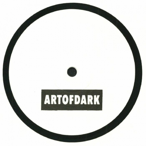 "( AOD 001 ) Evan BAGGS / ETIENNE - From Drysdale Street To Here (12"") Art Of Dark"