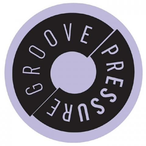 """( GROOVE 16 ) Robin BALL -  Groovepressue 16 (140 gram vinyl 12"""") Groovepressure"""
