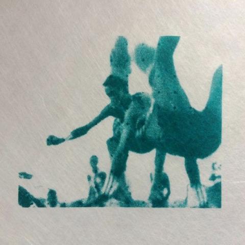 "( SP 004 ) Andy RANTZEN & LACCY - SP 004 (feat Itch E & Scratch E mix) (180 gram vinyl 12"") Spinning Plates"