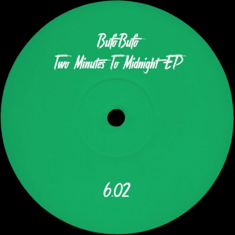 "( PARTOUT 602 ) BUFOBUFO - Two Minutes To Midnight EP (12"") Partout"