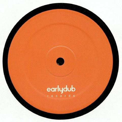 "( EDRV 008 ) Fulvio RUFFERT - Les Annees Passent EP (12"") Earlydub"
