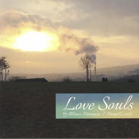 """( THPVS 04 ) ALLSTARR MOTOMUSIC / MANUEL COSTELA -  Love Souls (12"""") - TH Pressing Japan"""