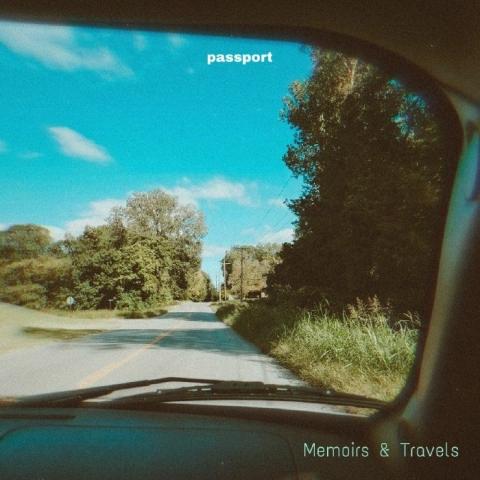 "( NOACT 007 ) PASSPORT - Memoirs & Travels (2x vinyl 12"") No Acting Vibes"