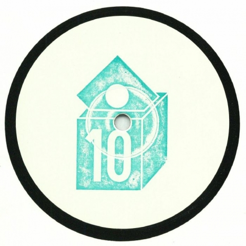 "( 10YEARS 11 ) PARALLAX DEEP - 10YEARS 11 (hand-stamped 12"" limited to 250 copies) 10 Years Germany"