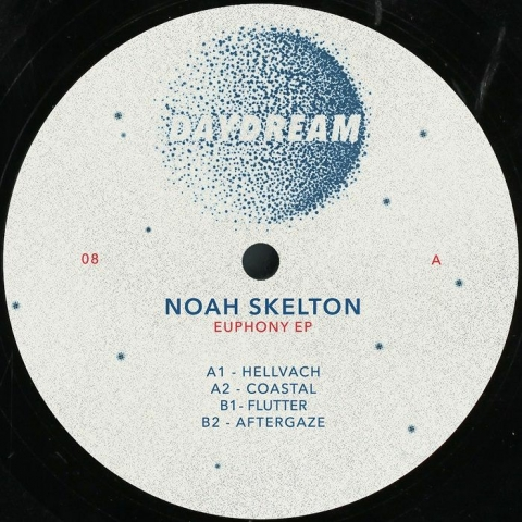 "( DAYDREAM 008 ) Noah SKELTON - Euphony (12"") Daydream France"