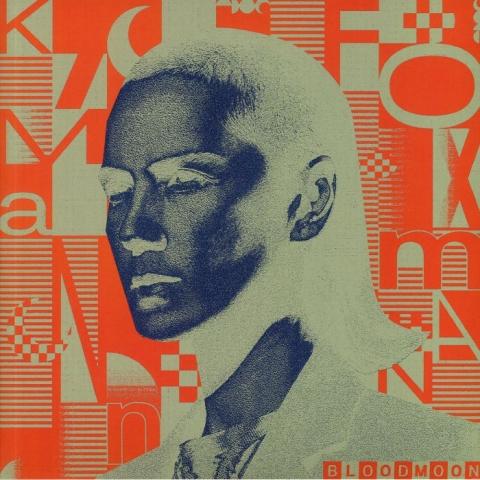 "( EES 036 ) Kim Ann FOXMAN - Blood Moon (Roza Terenzi / Dawl & Sween/Violet mixes) (140gr vinyl 12"") (Emotional) Especial"