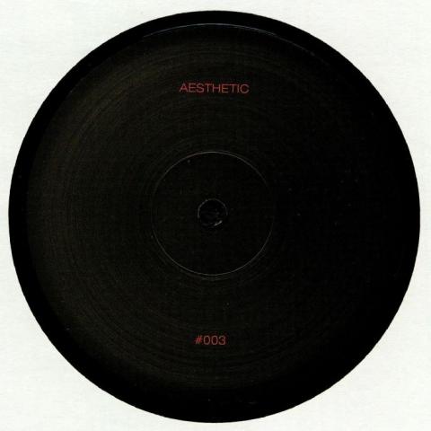 """(  AESTHETIC 03 ) SWOY - AESTHETIC 03  (vinyl only)  140 gram vinyl 12"""" - Aesthetic"""