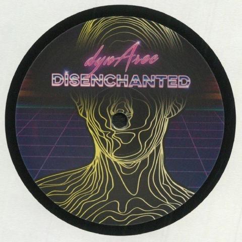 "( NF 26 ) DYNAREC - Disenchanted EP ( 12"" vinyl ) New Flesh Records"