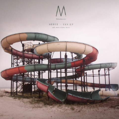 "( MALONIAN 001 ) SEDEE - Ian EP (12"") Malonian Germany"