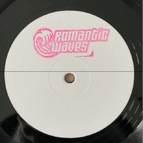 "( CM 001 ) DJ TJIZZA - Romantic Waves: Harbour Of Jade EP (hand-stamped 12"") Conceptual Mood"