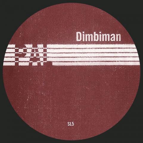 """( SL 5 ) DIMBIMAN - Iso Grifo (reissue) ( 140 gram vinyl 12"""" ) Pal SL"""