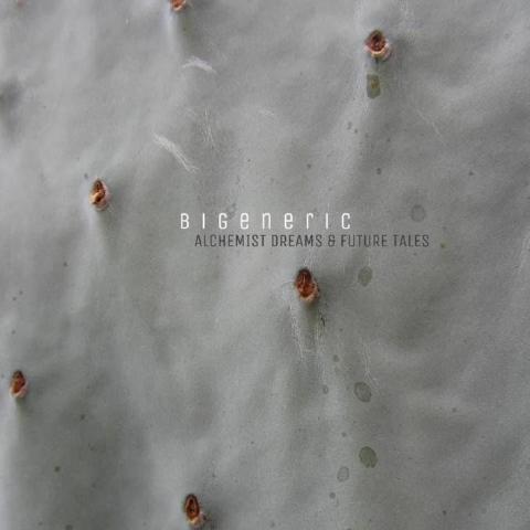 """(  MOTO 017 ) BIGENERIC - Alchemist Dreams & Future Tales 2x12""""LP - Moto Music"""