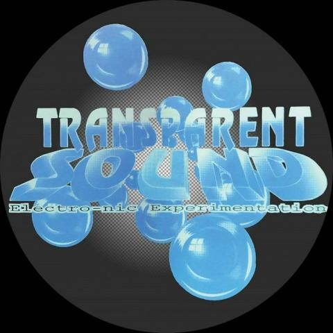 "( TRANS 008 ) TRANSPARENT SOUND - Night & Day (reissue) (blue marbled vinyl 12"") Transparent Sound"