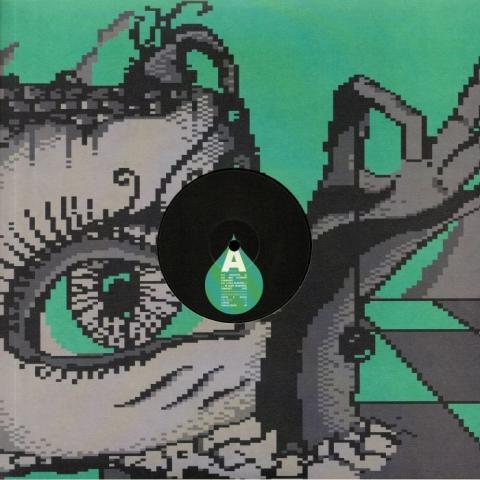 "( PNR 012 ) Peter F SPIESS - Polymorphs XX (double 12"") Pluie/Noir Recordings"