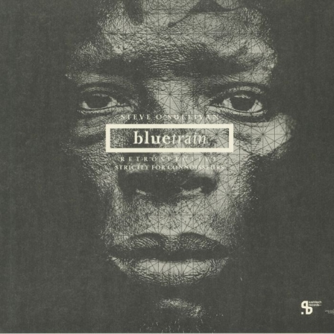 ( SUSH 26C ) Steve O'SULLIVAN - Bluetrain Retrospective (Sushitech 15th Anniversary reissue) (limited gatefold coloured vinyl 3xLP + poster) Sushitech