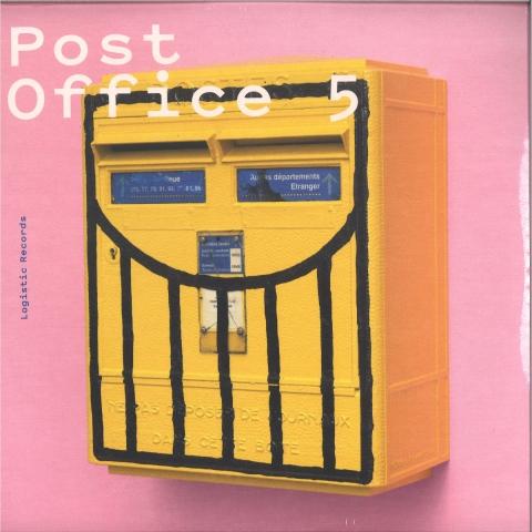 "( TEL 51LP  ) Various Artists - Post Office 5 (2x12"") Telegraph"