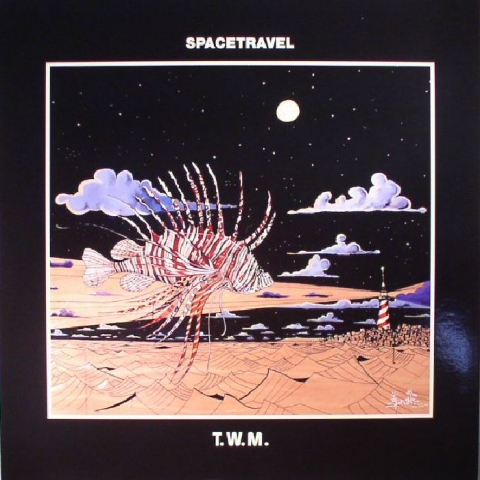 "( TMM 001 ) SPACETRAVEL - Consciousness (12"") Traveling Without Moving"