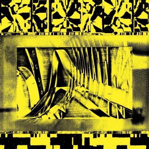 "( WAR 1201 ) BUFIMAN / DALO with PHILLIP OTTERBACH - WAR 1201 (180 gram vinyl 12"" + sticker + MP3 download code) Warning Germany"