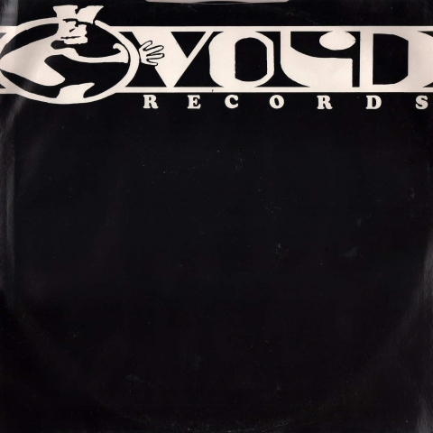 "( VOID 1 ) BEYOND A VOID – UNTITLED (12"") Void records"