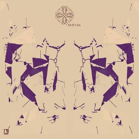 "( AMP 016 ) AMORF- Dimensions EP (180 gram vinyl 12"") Amphia Romania"