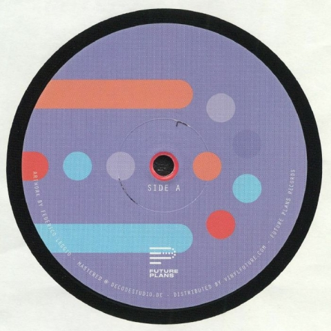 "( FTPL 005 ) PASSMAN - Unknown EP (12"") Future Plans Germany"