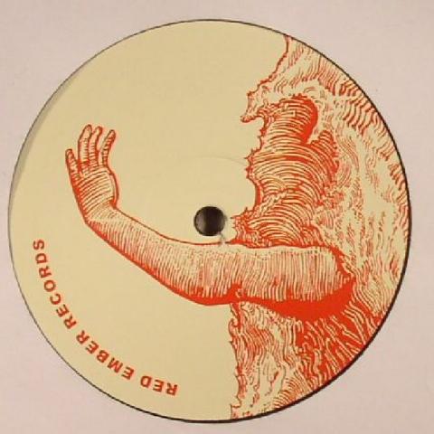 "( RERV 003 ) Ewan JANSEN -  Aqua Libre EP (12"") - Red Ember Australia"
