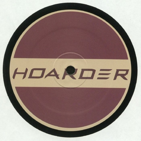 "( HOARD 004 ) Viktor UDVARI -  Fuel EP (12"") Hoarder Netherlands"