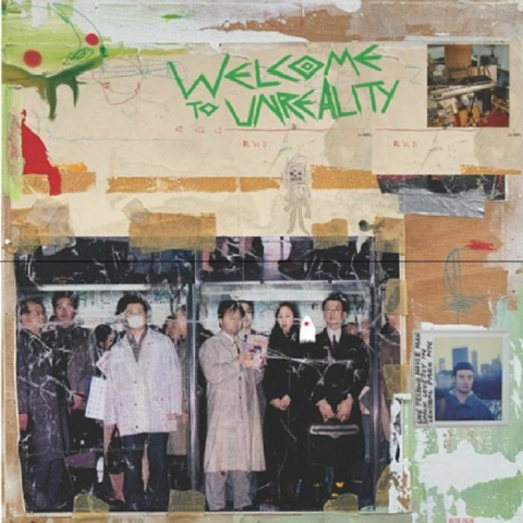 "( WETUN 003 ) Simon LOVEJOY - The Rave Age (double 12"") Welcome To Unreality Spain"