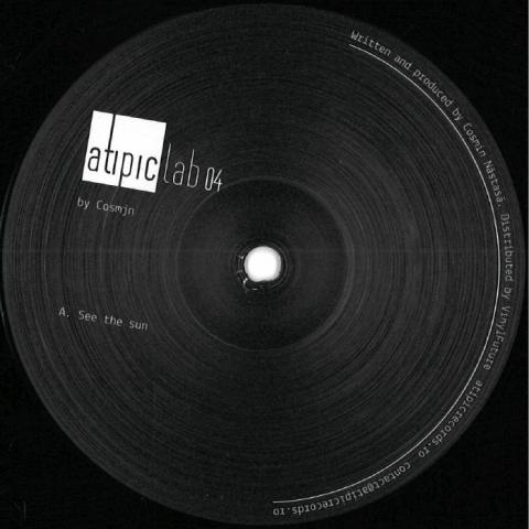 "( ATIPICLAB 004 ) COSMJN - ATIPICLAB 004 (12"") Atipic Romania"